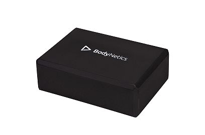 Yoga Stretching Block Black