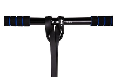 Pull Up Bar + Pull Up Power Band BodyNetics Set