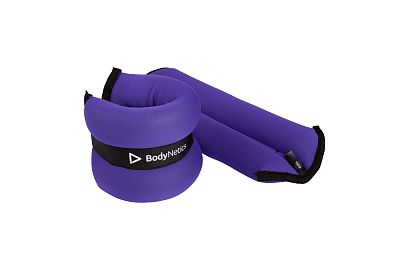 NEOPRENE ANKLE / WRIST WEIGHT SET 2 x 1kg