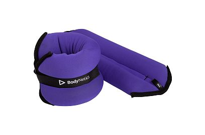 NEOPRENE ANKLE / WRIST WEIGHT SET 2 x 3kg