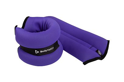 NEOPRENE ANKLE / WRIST WEIGHT SET 2 x 4kg